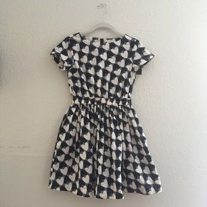 Crewcuts heart dress